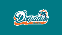 Miami Dolphins Football Logo HD Wallpaper