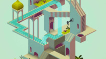 Monument Valley Game HD Wallpaper
