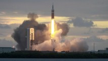 Orion Spacecraft HD Wallpaper