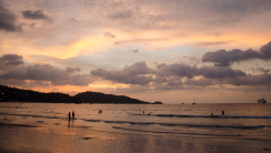 Kata Beach in Phuket HD Wallpaper