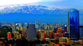Santiago Chile HD Wallpaper