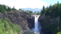Snoqualmie Falls HD Wallpaper