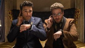 The Interview Movie HD Wallpaper