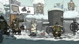 Valiant Hearts: The Great War HD Wallpaper