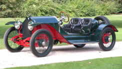 1913 Stutz Bearcat HD Wallpaper