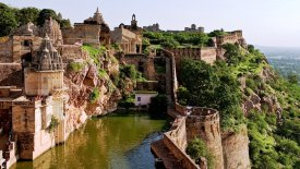 Chittogarh Fort HD Wallpaper