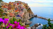 Cinque Terra Italy HD Wallpaper