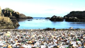 Glass Beach California HD Wallpaper