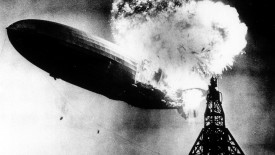 Hindenburg Disaster HD Wallpaper