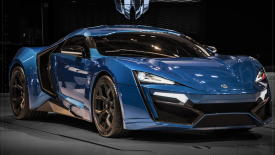 2014 Lykan HyperSport HD Wallpaper