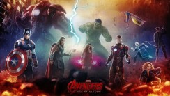 The Avengers: Age of Ultron Movie HD Wallpaper