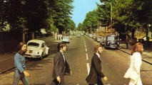 The Beatles Abbey Road HD Wallpaper