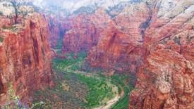 Zion National Park HD Wallpaper