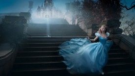 Cinderella Movie HD Wallpaper