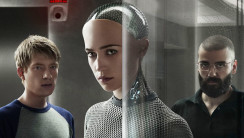 Ex Machina Movie HD Wallpaper